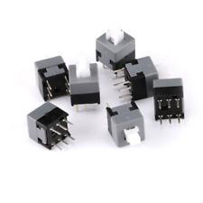 20pcslot 8585mm 6 Pin Dpdt Mini Push Button Self Locking Switch 85x85mm