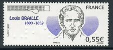 STAMP / TIMBRE FRANCE  N° 4324 ** LOUIS BRAILLE
