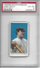1909 E92 Dockman&Sons Larry Doyle (With Bat) Psa 4 Vg-Ex, Free Shipping!