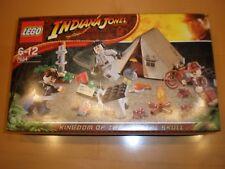 LEGO 7624 - INDIANA JONES - Jungle Duel NEU OVP NEW MISB
