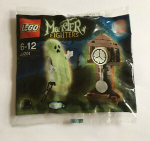 LEGO 30201 Monster Fighters Ghost & Grandfather Clock NEW Sealed Halloween