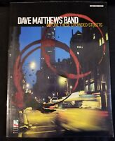 DAVE MATTHEWS BAND Before These Crowded Streets piano,vocal, guitar sheet music