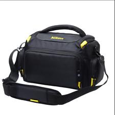 Waterproof  Large Case Camera Shoulder Bag Backpack For Nikon SLR DSLR Camera