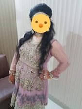 Indian wedding party dress