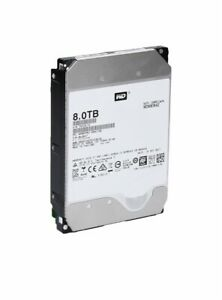 "WD WD80EZZX 8TB 2W10100 SATA III 6Gb/S 3.5 "" 5400RPM 128MB Cache HDD"