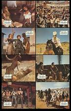 THE LEGEND OF FRENCHIE KING lobby card set CLAUDIA CARDINALE/BRIGITTE BARDOT