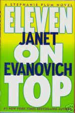 Janet Evanovich Signed Eleven On Top  1st Ed. Fine 2005