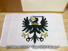 Banderas bandera realeza Prusia 1466-1772 - 90 x 150 cm