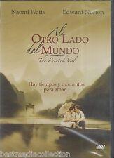 Al Otro Lado Del Mundo / The Painted Veil DVD NEW Naomi Watts SEALED