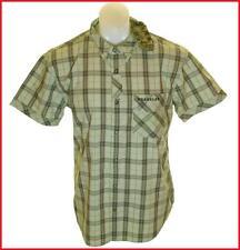 Bnwt Men's Authentic Wrangler Short Sleeve Shirt New RRP£59.99 Large Regular Fit
