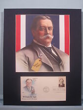 William H. Taft and the Presidential Election of 1908 & First day Cover