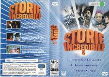 STORIE INCREDIBILI 2 (1988) VHS