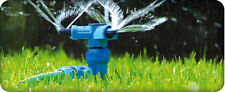 Fully Circle Rotating Sprinkler Hozelock Compatible Plastic Garden-TWISTER sz