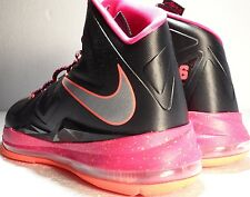 NIKE LEBRON X FLORIDIAN AWAY SZ: 15.0 ONLY ONE IN EBAY FIRREBERRY UNIQUE DS NEW!