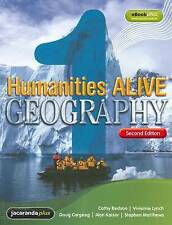 Humanities Alive Geography 1 for Victorian Essential Learning Standards Level...