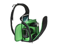 Waterproof Camera Lens Shoulder Bag for DSLR SLR Canon EOS Rebel Sony Nikon