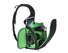 DSLR SLR Digital Sling Camera Case Canon Nikon Shoulder Bag Backpack Waterproof