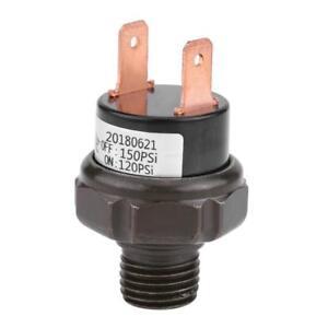12V Car Automatic Air Compressor Switch Air Pressure Control Switch (120-150PSI)