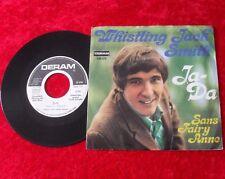"Single 7"" Whistling Jack Smith - Ja-da (White Label Promo)"
