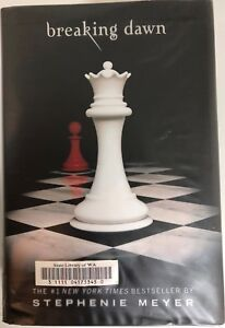 Stephenie Meyer-Breaking Dawn(Special Edition) H/B Book with DVD (VG)