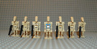 Lego Star Wars Battle Droids Konvolut sw0065 sw0001c + 58247 Blaster a. Set 7126