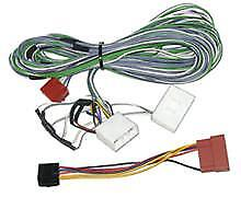 JEEP GRAND CHEROKEE 2002 to 2009 AMPLIFIER BYPASS CABLE LEAD STEREO RADIO CD