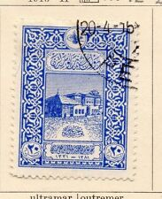 Turkey 1916 Early Issue Fine Used 20p. 167739