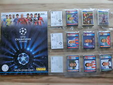 PANINI CHAMPIONS LEAGUE 2013/2014 *KOMPLETTSET COMPLETE SET*EMPTY ALBUM