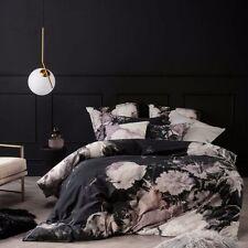 Linen House Marselha Quilt Cover Set Queen Bed