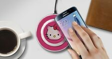 Samsung Galaxy s7/s6 Edge plus qi wireless charger chargeur station ladepad