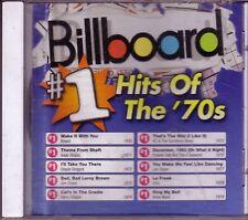 Billboard #1 Hits 70s FLASHBACK CD Classic Great BREAD HARRY CHAPIN LEO SAYER