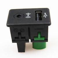 USB AUX Interface Switch For VW Passat B6 B7 Jetta Golf MK5 MK6 Tiguan Touran CC