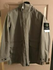Stone Island Big & Tall Cotton Outer Shell Coats & Jackets for Men
