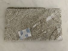 Tommy Bahama Beaded Clutch New with Tag