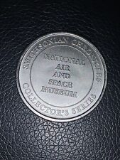 Smithsonian Chronicles Air And Space Museum Coin Medal