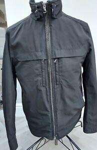 GENUINE  HUGO BOSS Men Padded Jacket  Coat MEDIUM  genuine Black