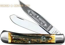 BOKER KNIFE - LIMITED EDITION GENUINE STAG TRAPPER - #2525HH - MADE IN GERMANY