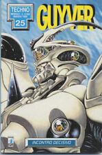 manga STAR COMICS GUYVER numero 25