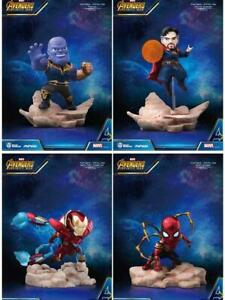 Avengers Infinity War Mini Egg Attack SET OF 4-Statue Previews Exclusive