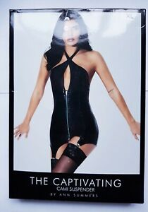 Ann Summers The Captivating Cami Suspender X LARGE 20-22 Sexy Erotic Play New