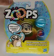Zoops Electronic Twisting Zooming Climbing Toy Disco Sloth Pet Toy Hasbro