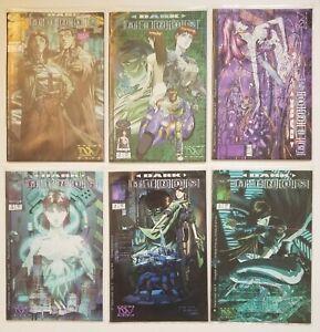 Dark Minds Volume 1 - #1 to #5 Image Comics Lots Darkminds - All 9.0 Vf/Nm Cond