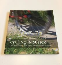 Cycling In Sussex By Deirdre Huston & Marina Bullivant (Paperback,2008) BK804/25