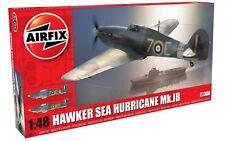 Airfix Curtiss Hawker Sea Hurricane MK.IB 1:48 Scale Plastic Model Plane A05134