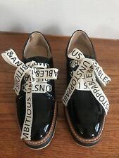 Zara Women Oxford Shoes Size 36 (BLACK)