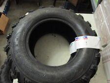 K-93 Ams Black Widow At 25x10-12 Atv Tire Brand New