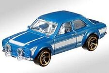 Hot Wheels 2017 Fast and Furious 1970 / 70 ford escort RS1600 blue 1:64 #6 / 8