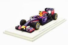 Spark S3085  Red Bull RB10 #3, Ricciardo 2014 Australia GP Formula 1, Resin 1/43