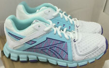online store 262da f2831 REEBOK SMOOTHFLEX FLYER WHITE COOL BREEZE RUNNING SHOES 6.5 37  70 SALE