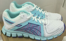 NEW! REEBOK SMOOTHFLEX FLYER WHITE COOL BREEZE RUNNING SHOES 6.5 37 $70 SALE